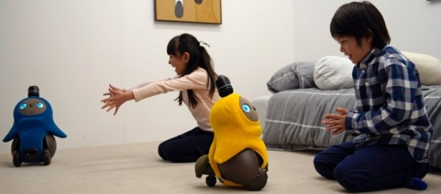 robot iot
